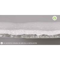 AISLANTE REFLEXION espuma-burbuja