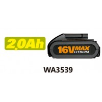 Batería Li-ion 16 V WA3539