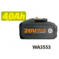 BATERÍA LI-ION 20V WA3553