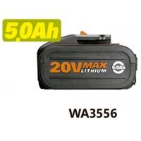 BATERÍA LI-ION 20V WA3556