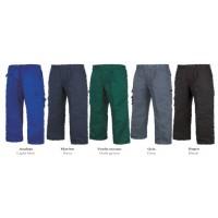 Pantalón, Triple costuras y multi bolsillos.